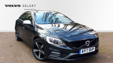 Volvo S60 D4 R-Design Lux Nav Automatic, Volvo-On-Call, Front & Rear Parking Sensors, Winter Pack, Tempa Spare Wheel