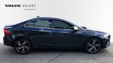 Volvo S60 D4 (188 BHP) R-Design Lux Manual, Driver Support Pack, Rear Camera, Winter Pack