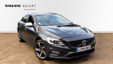 Volvo S60 D2 (115) R-Design Lux Manual + Navigation + Heated Seats