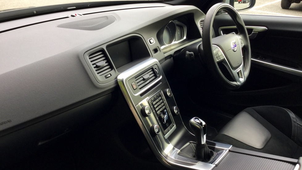 Volvo S60 D2 R-Design Nav