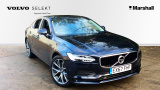 Volvo S90 D5 (235) AWD Momentum Very High Spec! (Sunroof, BLIS, 19 Inch Alloys, Power Seats, 360 Camera)