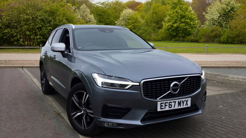 Volvo XC60 2.0 D4 R DESIGN 5dr AWD Geartronic with Front Park Assist, Heated Aqua Blades & Sensus Nav Diesel Automatic Estate (2017) image