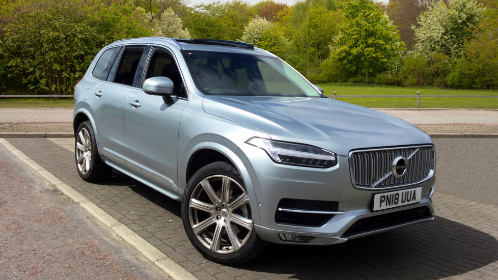 Volvo XC90 2.0 D5 PowerPulse Inscription 5dr AWD Geartronic with Huge Savings From New List Diesel Automatic Estate (2018) image