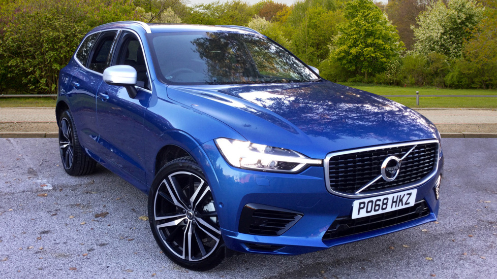Volvo XC60 2.0 T8 [390] Hybrid R DESIGN AWD Geartronic - Fantastic MPG Petrol/Electric Automatic 5 door 4x4 (2018) at Volvo Preston thumbnail image