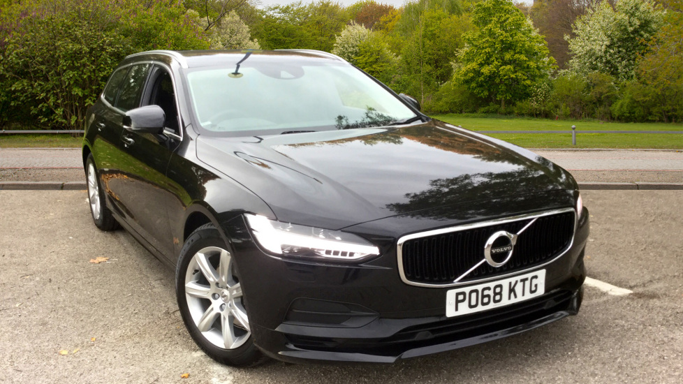 Volvo V90 2.0 D4 Momentum 5dr Geartronic Very Low Mileage and Excellent Saving on List Price Diesel Automatic Estate (2018) image