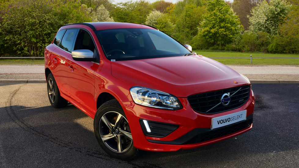 Volvo XC60 D4 R Design AWD with Winter Pack and Rear Park Assist 2 4 Diesel  Automatic 5 door 4x4 (2015) available from Grange Specialist Cars Swindon