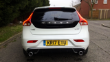 Volvo V40 D4 R-Design Automatic with Heated Front Seat, Sensus Nav & Rear Park Assist