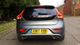 Volvo V40 2.0 TD D3 R-Design 5-Door Hatchback with Fixed Panoramic Roof & Rear Camera