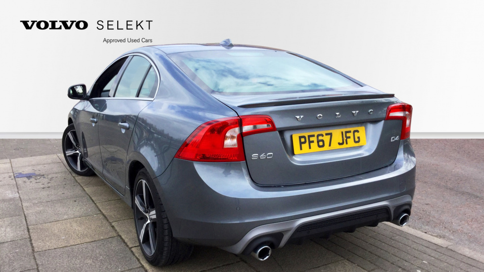 Volvo S60 D4 [190] R DESIGN Lux Nav Geartronic [Leather] image 2