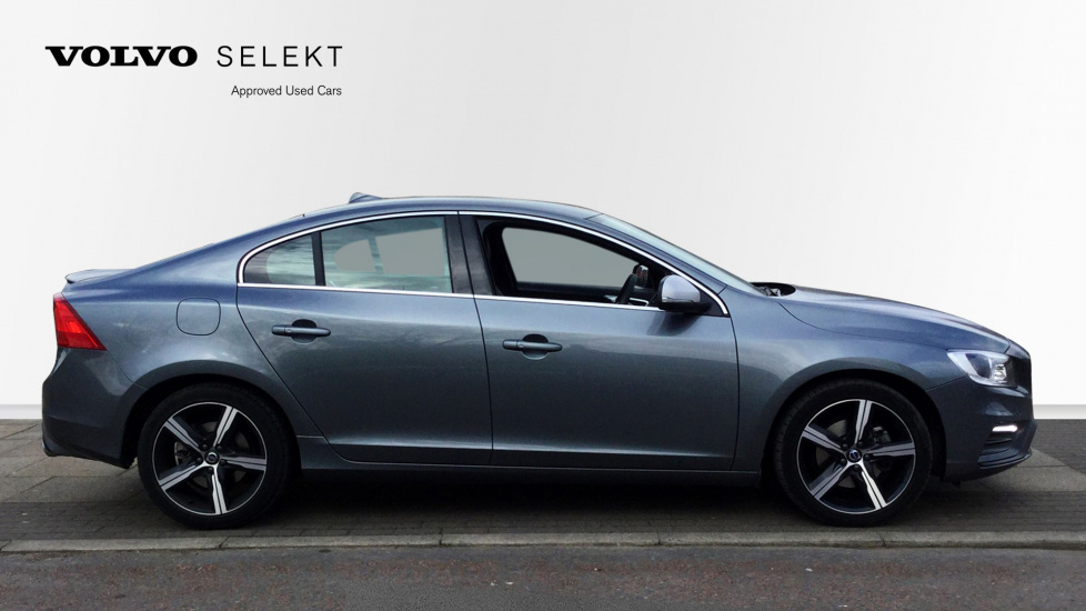 Volvo S60 D4 [190] R DESIGN Lux Nav Geartronic [Leather] image 4