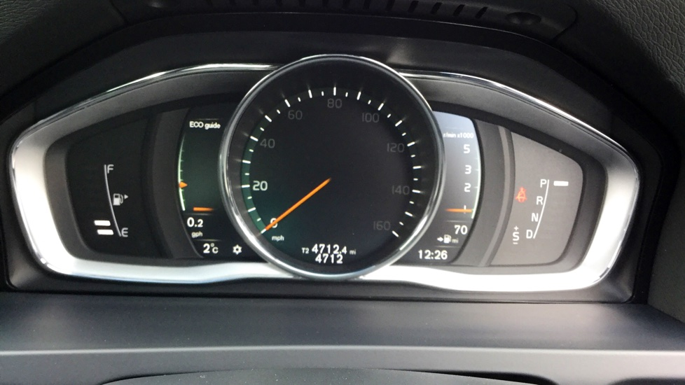 Volvo S60 D4 [190] R DESIGN Lux Nav Geartronic [Leather] image 7