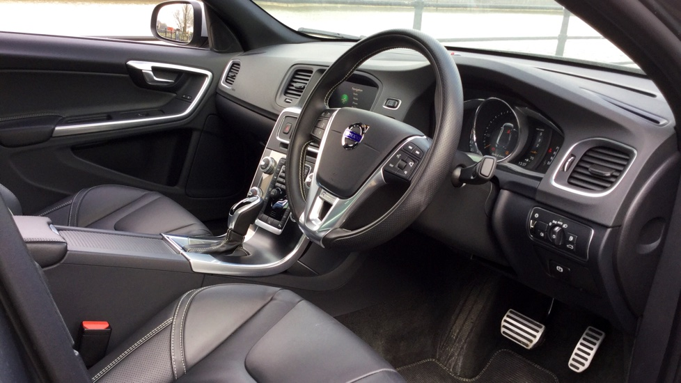 Volvo S60 D4 [190] R DESIGN Lux Nav Geartronic [Leather] image 20