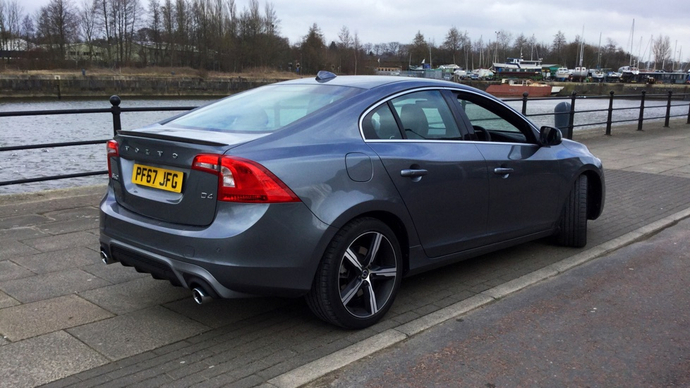 Volvo S60 D4 [190] R DESIGN Lux Nav Geartronic [Leather] image 22