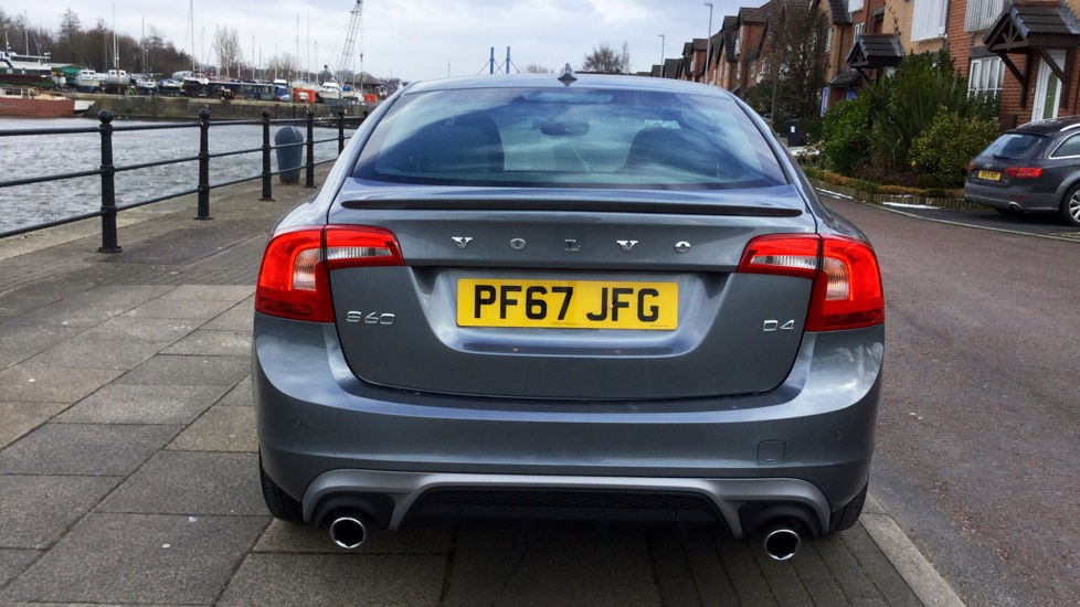 Volvo S60 D4 [190] R DESIGN Lux Nav Geartronic [Leather] image 23