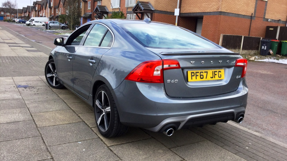 Volvo S60 D4 [190] R DESIGN Lux Nav Geartronic [Leather] image 24