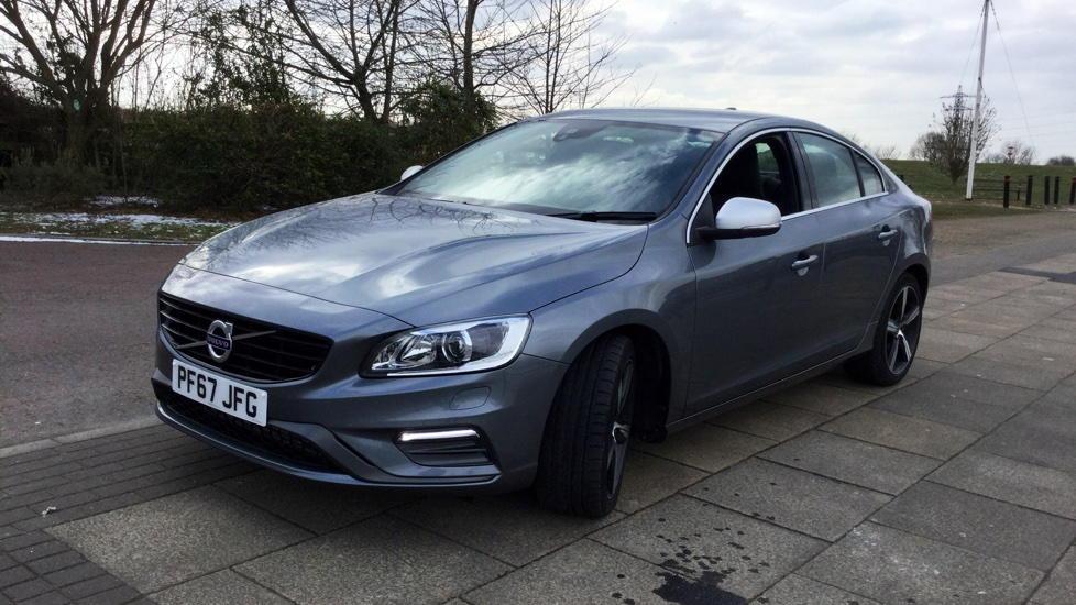 Volvo S60 D4 [190] R DESIGN Lux Nav Geartronic [Leather] image 25
