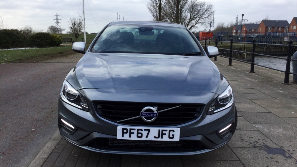 Volvo S60 D4 [190] R DESIGN Lux Nav Geartronic [Leather] image 26