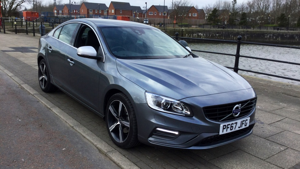 Volvo S60 D4 [190] R DESIGN Lux Nav Geartronic [Leather] image 27
