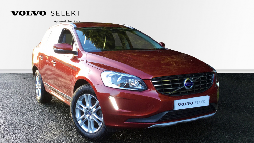 Volvo XC60 D5 [220] SE Lux Nav 5dr AWD Sensus Nav, Rear Park Assist & Heated Front Seats 2.4 Diesel Estate (2015) image