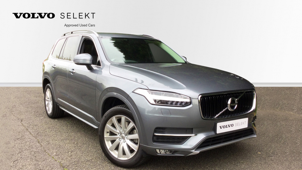 Volvo XC90 2.0 D5 PowerPulse Momentum 5dr AWD Geartronic with Sensus Nav, DAB, Bluetooth & Parking Assist  Diesel Automatic Estate (2016) image