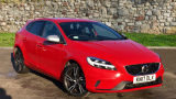 Volvo V40 D4 R-Design Pro (BLIS, Adaptive Cruise, Rear Park, Spare Wheel)
