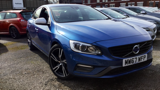 Volvo S60 D4 R-Design Lux (19' Alloys, BLIS, Winter Pack)