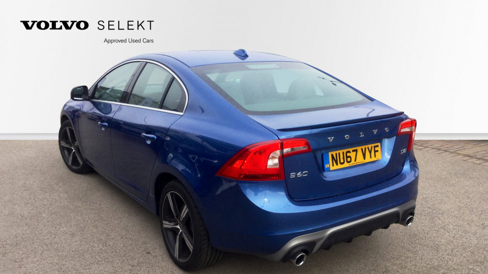 Volvo S60 D2 R-Design Nav Manual Volvo On Call Winter Pack