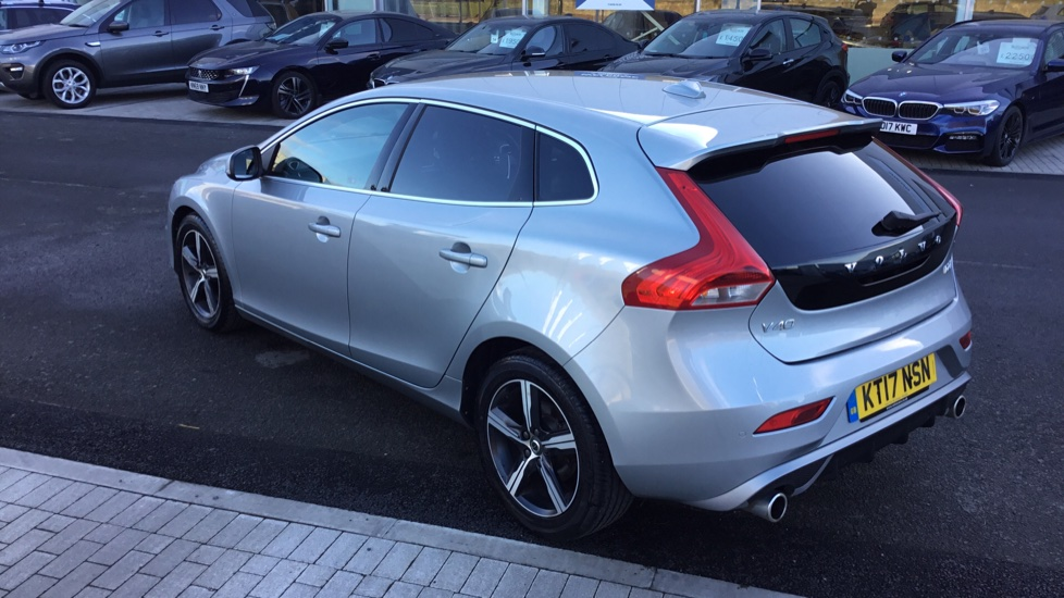 Volvo V40 D3 R-Design Manual Nav Plus