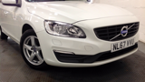 Volvo S60 D2 Business Edition Manual