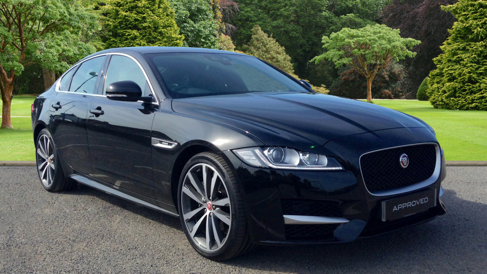 used jaguar xf r sport i 250 black ao17oys. Black Bedroom Furniture Sets. Home Design Ideas
