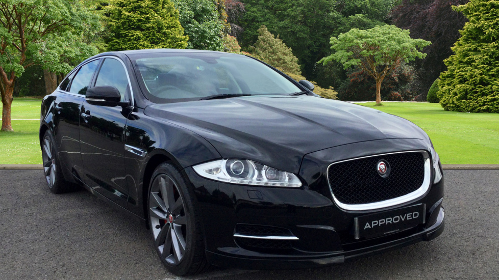 H Fox Jaguar Norwich Used Jaguar XJ for sal...