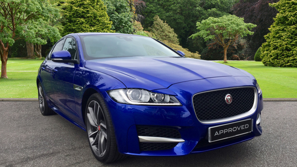 H Fox Jaguar Leeds Used Jaguar Cars For S...