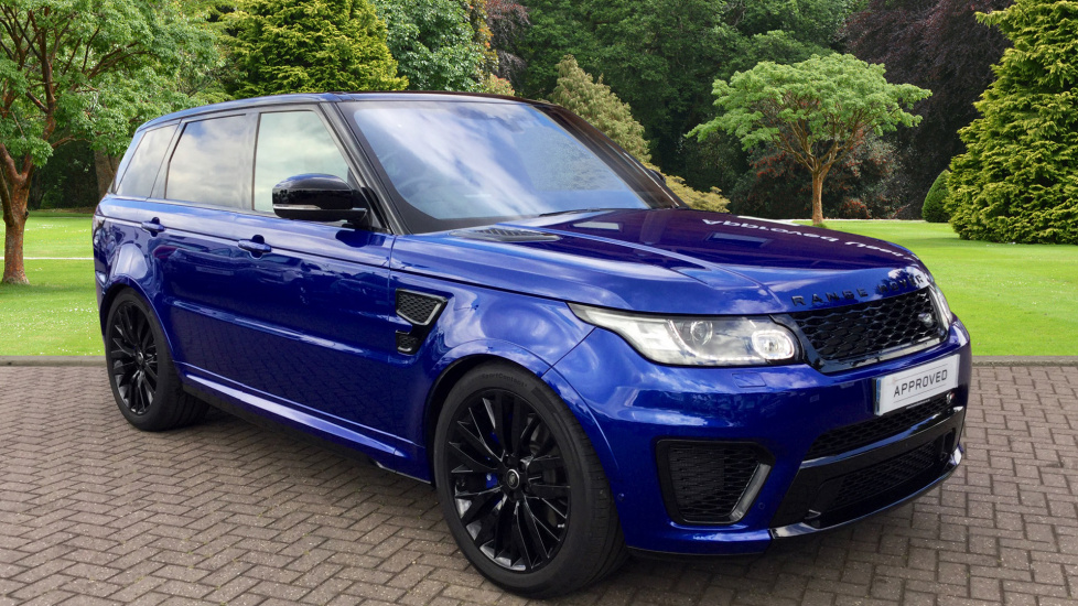 Used Range Rover Sport For Sale In Derby Hunters Land Rover