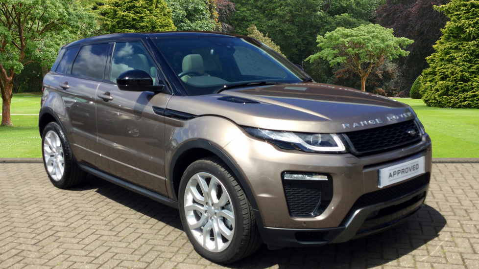 Used Range Rover Evoque For Sale In Derby Hunters Land Rover