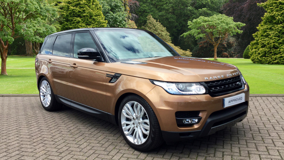 used range rover sport for sale in derby hunters land rover. Black Bedroom Furniture Sets. Home Design Ideas