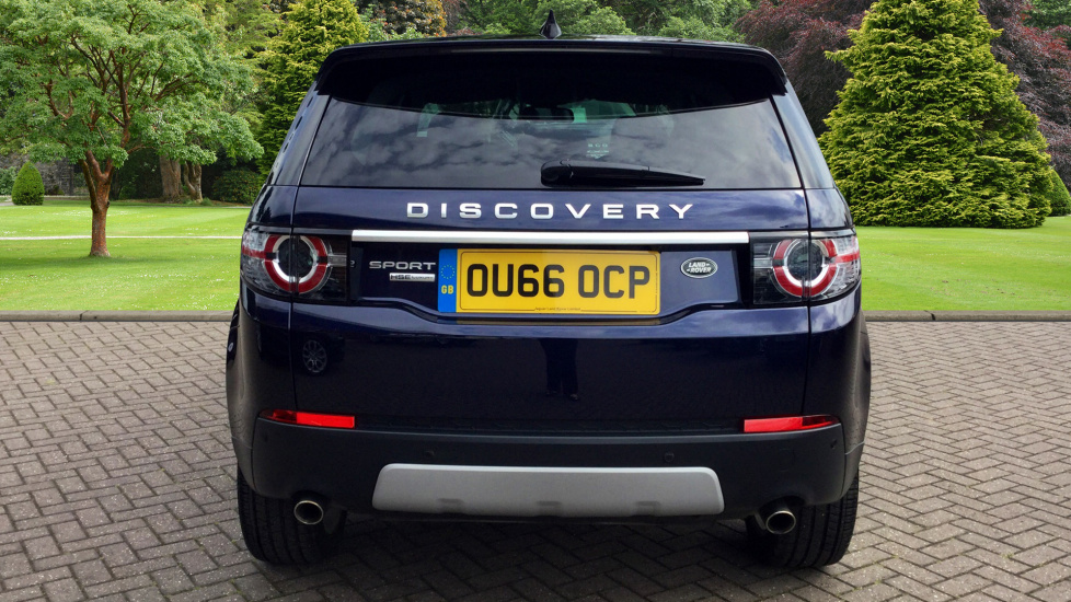 used land rover discovery sport hse luxury td4 180 blue ou66ocp