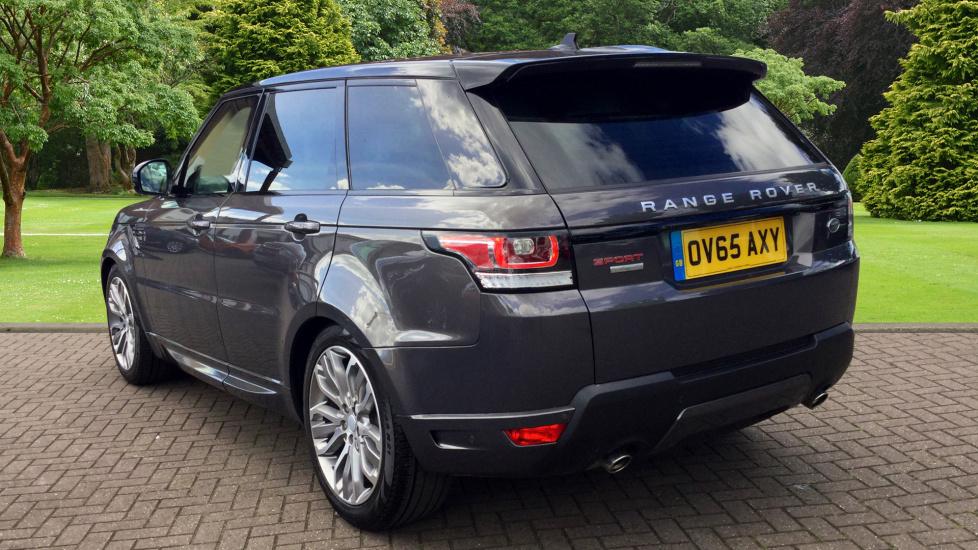Range Rover Sport Sdv8 Autobiography 2014 Review Auto .html | Autos Weblog