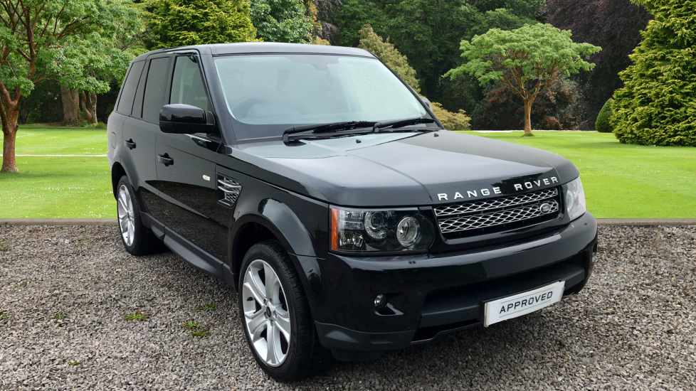used range rover sport for sale in guildford hunters. Black Bedroom Furniture Sets. Home Design Ideas