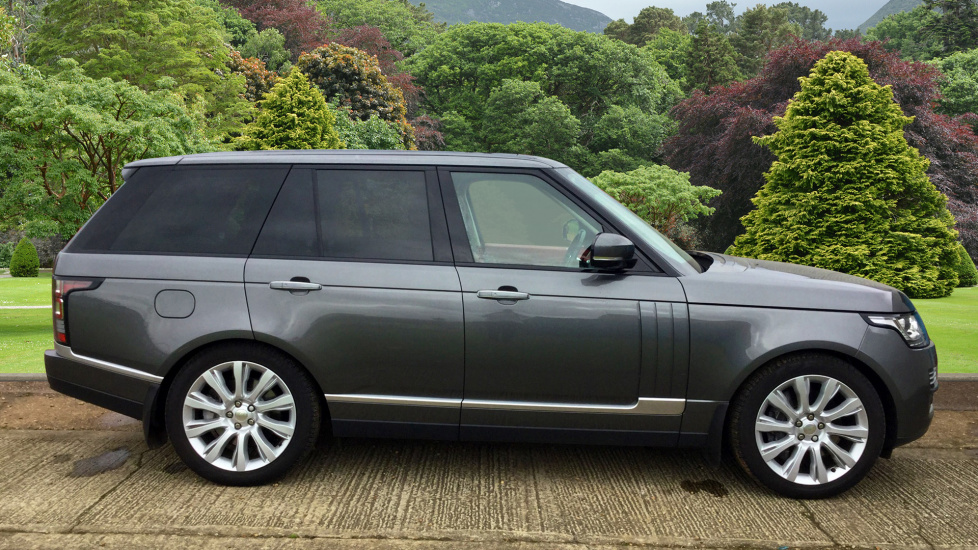 Range Rover Autobiography >> Used Land Rover Range Rover Autobiography Sdv8 Grey Ao63obx