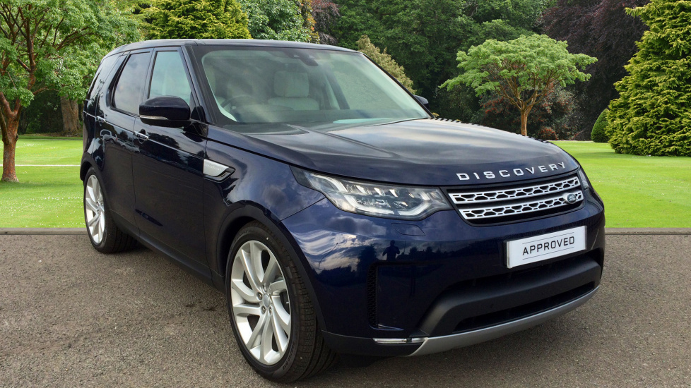 Used Land Rover Discovery For Sale In Norwich Hunters
