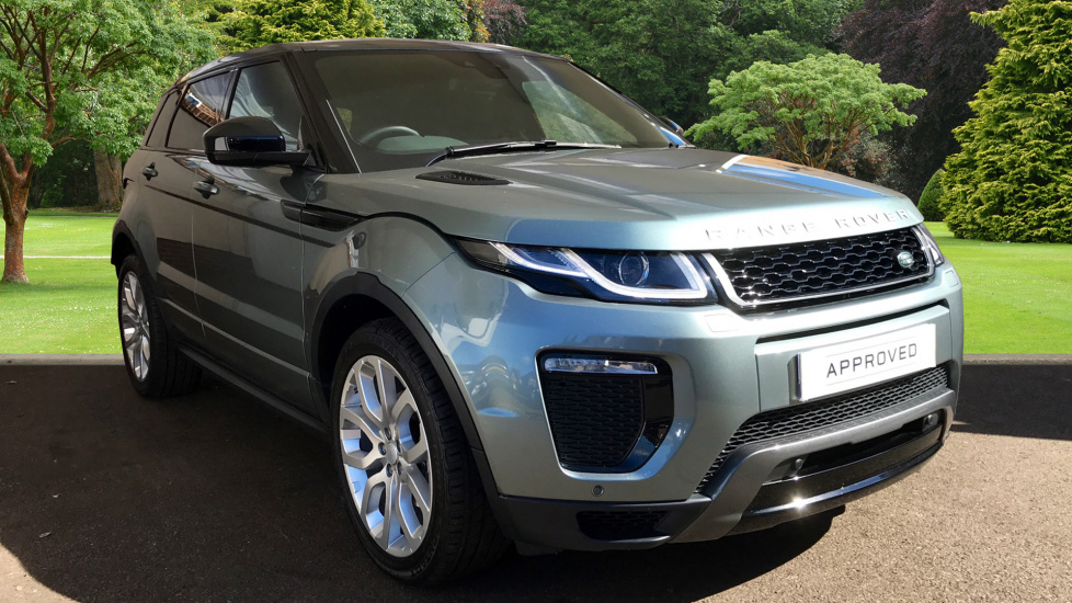 approved used range rover evoque for sale used land. Black Bedroom Furniture Sets. Home Design Ideas