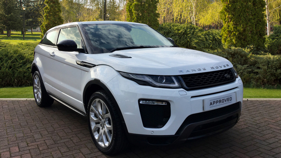 Land Rover Range Rover Evoque 2.0 TD4 HSE Dynamic 3dr Diesel Automatic 4x4 (2016)