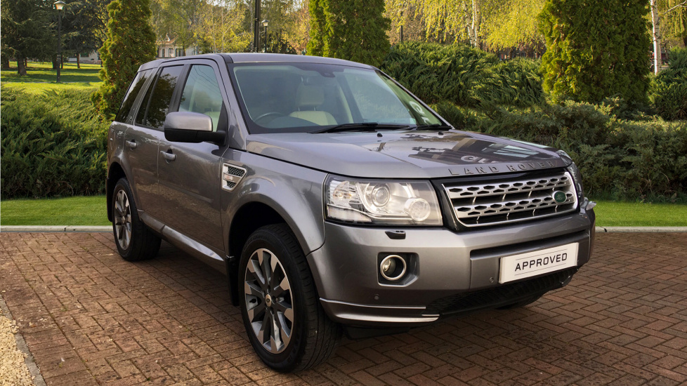 Land Rover Freelander 2.2 SD4 HSE LUX 5dr Diesel Automatic 4x4 (2014) image