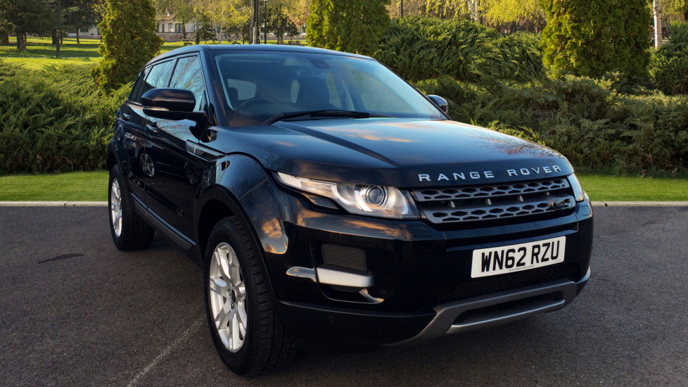 Land Rover Range Rover Evoque 2.2 SD4 Pure 5dr [Tech Pack] Diesel 4x4 (2012) image