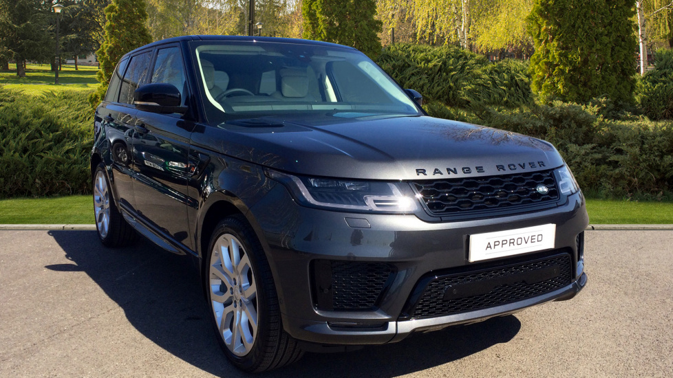 Land Rover Range Rover Sport 3.0 SDV6 Autobiography Dynamic 5dr Diesel Automatic 4x4 (2018) image