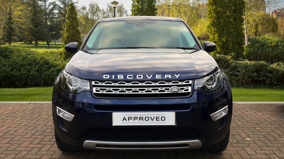land rover discovery 2016. land rover discovery sport td4 hse luxury estate diesel in blue 2016 land rover discovery