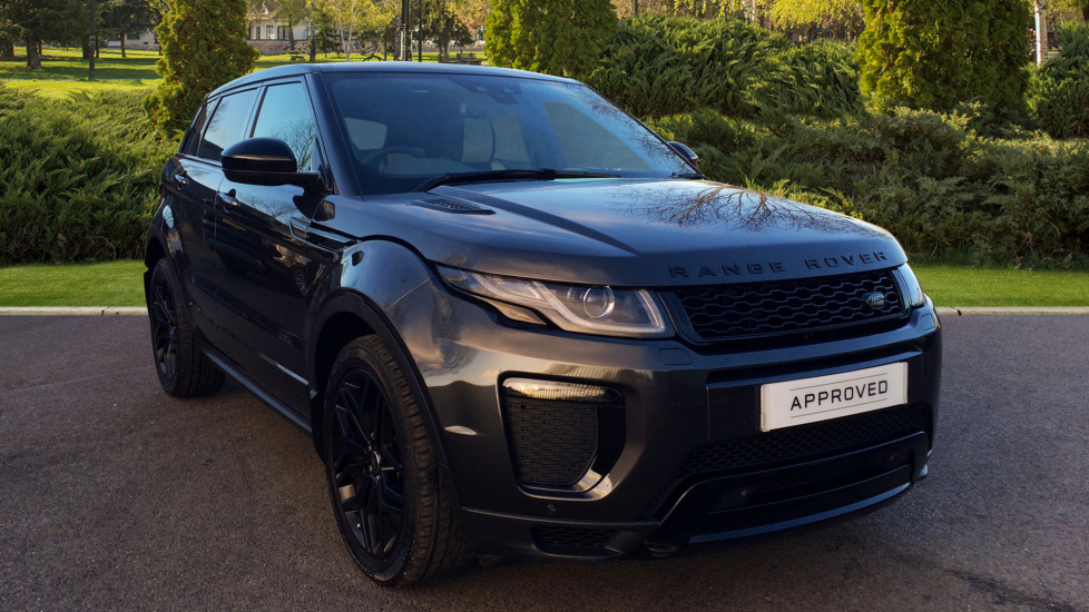 Land Rover Range Evoque 2 0 Sd4 Hse Dynamic 5dr Sel Automatic 4x4 2017