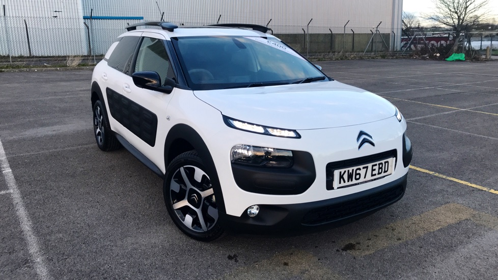 CITROEN C4 CACTUS 1.6 BlueHDi Flair Edition 5dr non Start