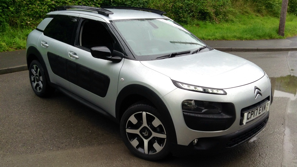 CITROEN C4 CACTUS 1.6 BlueHDi Flair 5dr non Start Stop