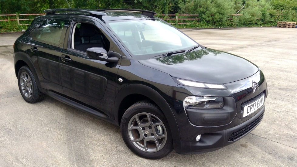 CITROEN C4 CACTUS 1.6 BlueHDi Feel 5dr non Start Stop